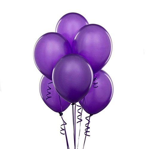Harry Zone 100 pcs Purple Latex 10