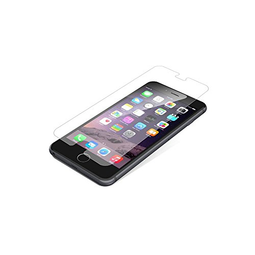 ZAGG InvisibleShield HDX Screen Protector - HD Clarity + Extreme Shatter Protection for Apple iPhone 6 ()