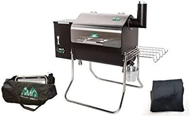 Green Mountain Grills Davy Crockett Pellet Grill PACKAGE, Cover and Tote included – WIFI enabled