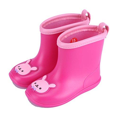 Baby Vines - Vine Babys Rain Boots Children Waterproof Shoes for Girls