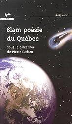 Slam poésie du Québec