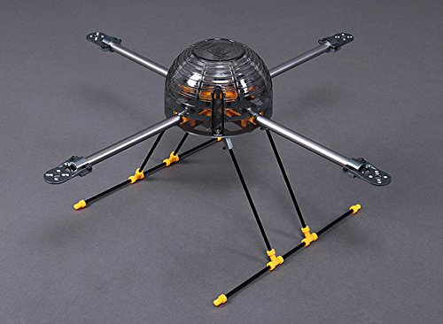 with Octocopters design