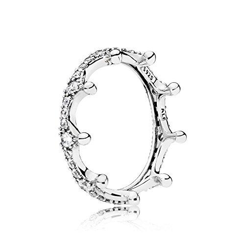 Pandora silver Enchanted Crown Ring