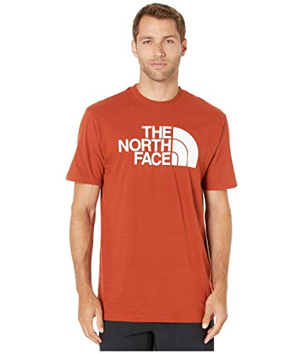 The North Face Men's Short Sleeve Half Dome T-Shirt Picante Red XX-Large