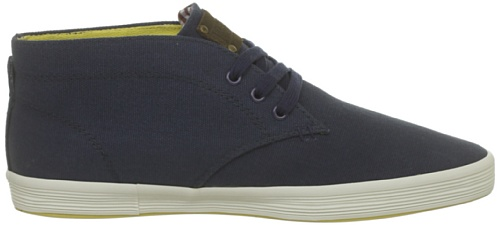 Fish N Chips by Base London Rod Herren Sneaker Blau - Bleu (Navy)