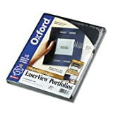 Rapid - Imperial Series Laserview Business Portfolio, Cover Stock, Blue, 10/Pack