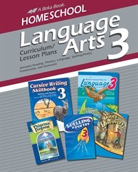 Homeschool Language Arts 3 Curriculum Lesson Plans for sale  Delivered anywhere in USA