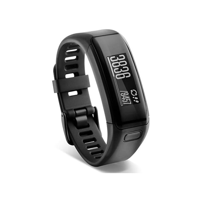 Garmin Vívosmart HR – pulsera de actividad con pulsómetro integrado Garmin Elevate