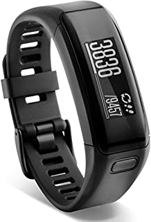 Garmin vívosmart HR Activity Tracker Regular Fit - Black (B0177V0H7K) | Amazon Products
