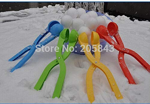 Party Favors - Winter Sports Toy Snowball Maker Kids Snow Scoop - Infants Baby Movie Puzzles Stickers Queen Animals Girls Shower Ladies Chicken Pearl Rainbow Your Boxes Glow Candy Teen ()