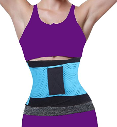 Torset Firm Control (DODOING Womens Slim Fitness Running Sport Waist Trimmer Trainer Shaper Belt)