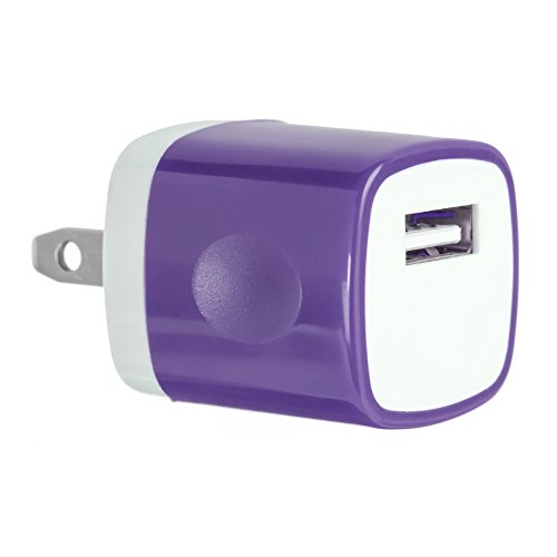 Purple Universal Adapter Charger Samsung product image