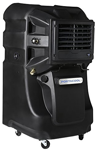 Portacool PACJS2301A1 Jetstream 230 Portable Evaporative Cooler, Black -  Portacool, LLC