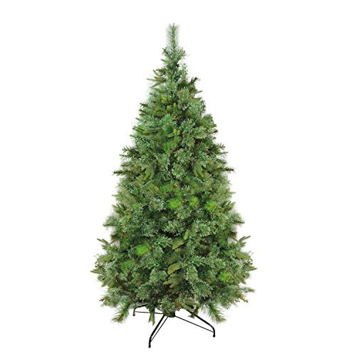 Northlight 30529934 7.5' x 55' Cashmere Mixed Pine Full Artificial Christmas Tree - Unlit