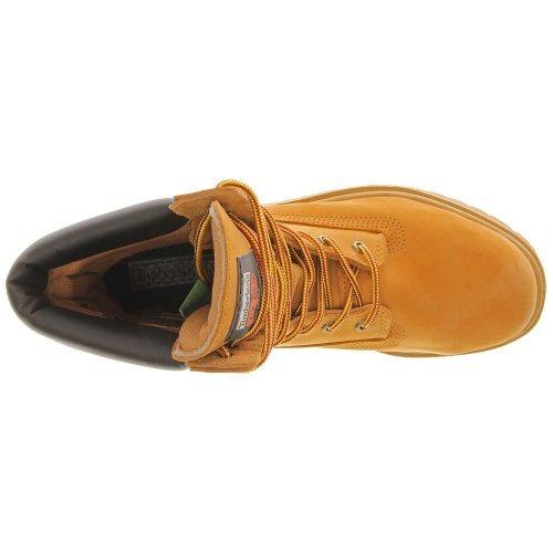 Timberland - Timberland 26002 PRO 8-Inch Waterproof Steel Toe Wheat Men's Boot - 26002 - 9.5 W (Wide) by Timberland (Image #4)