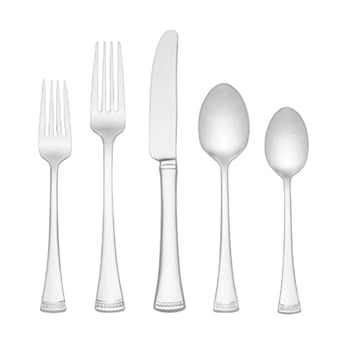 (Ap Exit 9 Portola 65-Piece Flatware Set)