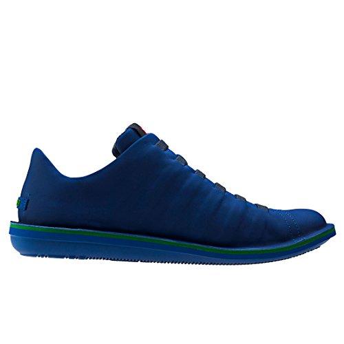 Mens Camper Scarabeo 18751 Sneaker Blu Medio