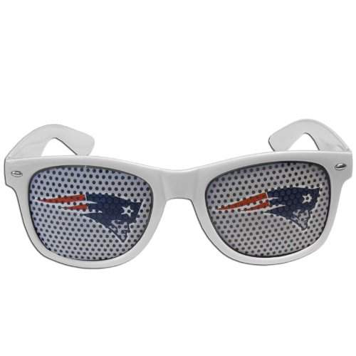 NFL New England Patriots Game Day Shades, - Made In Sunglasses England