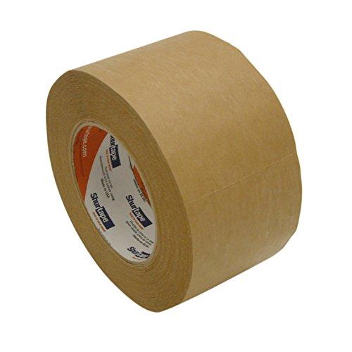 Shurtape FP-96 General Purpose Kraft Packaging Tape: 3 in. x 60 yds. (Kraft) -