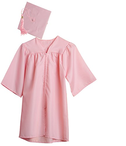 Jostens Graduation Cap and Gown Package Extra Small Pink