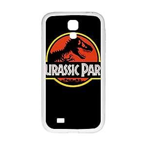 Jurassic Park White galaxy s4 case