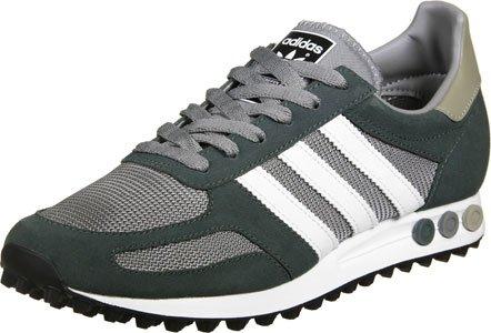 adidas Bb2864, Zapatillas para Hombre gris verde blanco