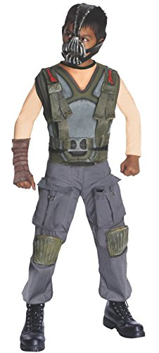Batman Dark Knight Rises Child's Deluxe Bane Costume and Mask - Medium -