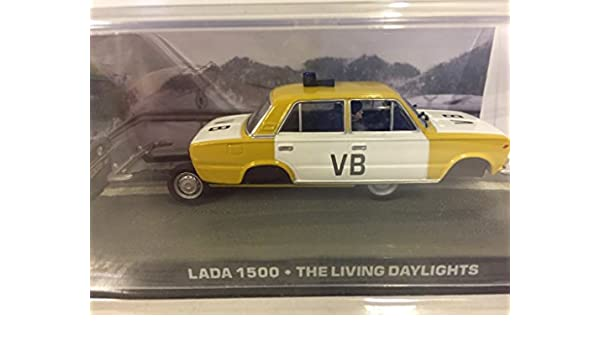 Colección de vehículos 007 James Bond Car Collection Nº 26 Lada ...