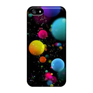 Special ScoDBke Skin Case Cover For Iphone 5/5s, Popular Color Globes Phone Case