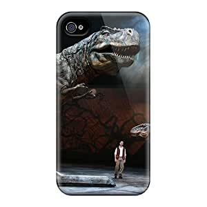 For YeJ2863ZGeg Dinosaurs Scale Protective Case Cover Skin/iphone 4/4s Case Cover