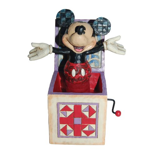 Jim Shore Mickey-in-the-box