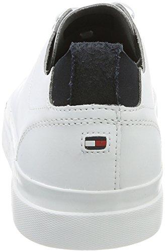 Tommy Hilfiger Dino Mens Sneakers White pjRtEtCvLW