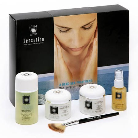 (Swisa Beauty Sensation Dead Sea Treatment: Non-Surgical Face Lift Kit)