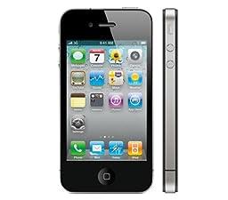 Apple iPhone 4 8GB Black - Cricket Wireless