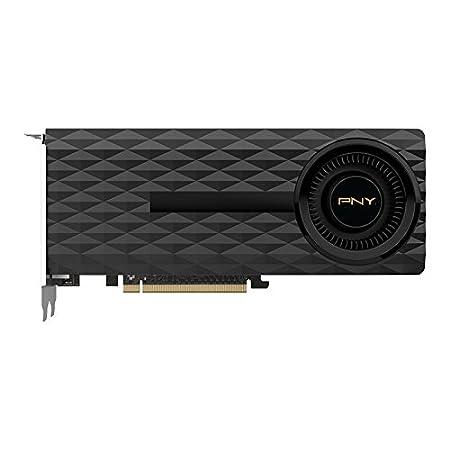 Amazon.com: PNY GeForce GTX tarjeta gráfica, Negro ...