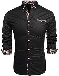 Amazon.com: Blacks - Casual Button-Down Shirts / Shirts: Clothing ...