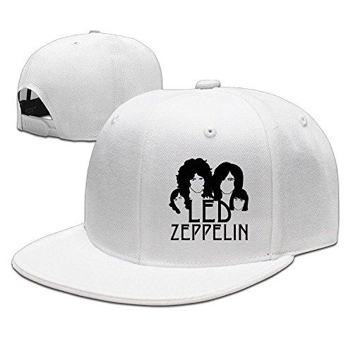 mens-led-zeppelin-logo-robert-plant-baseball-caps