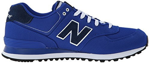 New Balance 574 Pique Polo Pack - Zapatillas para hombre Azul (Blue with Navy)