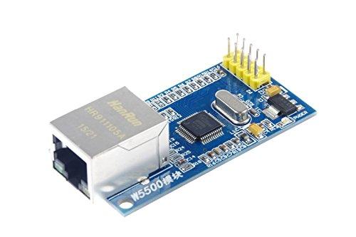 KNACRO W5500 Ethernet Network Module Hardware TCP/IP 51/STM32 Microcontroller Program over W5100 by KNACRO (Image #2)