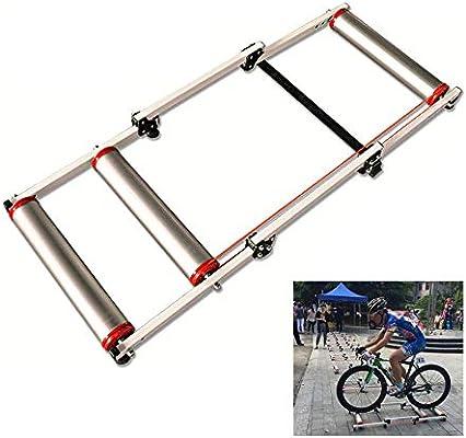 Interiores bicicletas plegables de formación en bicicleta de entrenamiento bicicleta para apoyar la formación bicicletas de montaña Taishan 16-29 pulgadas, bicicletas de carretera, bicicletas BMX: Amazon.es: Deportes y aire libre