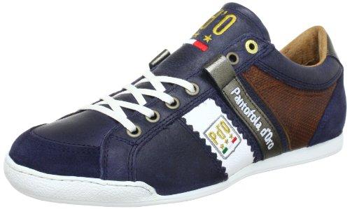 Blau uomo Pesaro d'Oro 06040600 Peacoat 23Y Blu Sneaker Pantofola Piceno nYvSY8