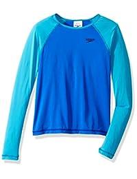Speedo Long Sleeve Rashguard Shirt