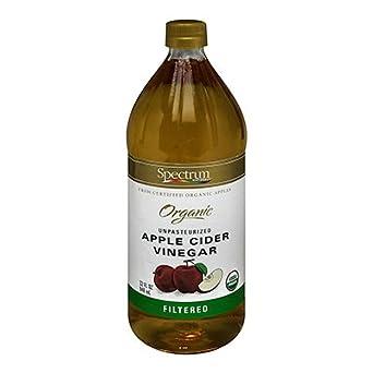 Amazon.com: Spectrum Naturals Organic Apple Cider Vinegar
