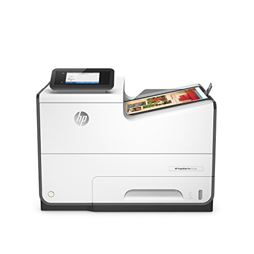 HP PageWide Pro 552dw Color Business Printer, Wireless & 2-Sided Duplex Printing (D3Q17A)