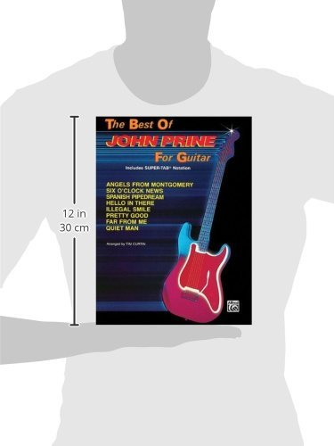 Amazon Best Of John Prine For Guitar Includes Super Tab