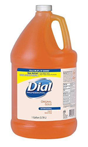 Liquid Dial® Gold Antimicrobial Soap - 1 gallon