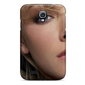 Henrydwd Premium Protective Hard Case For Galaxy S4- Nice Design - Kristanna Loken Make Up