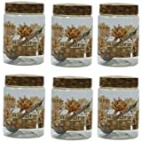 Joyo Jai Pet naturewood containers set Of 6