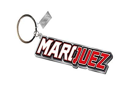 Marc Marquez 93 Moto GP Metal llavero oficial Nuevo: Amazon ...
