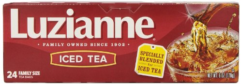 Luzianne Family Quart 24 Count Boxes product image